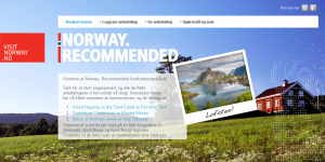 Norway Recommended
