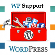 Wordpress support og hjelp