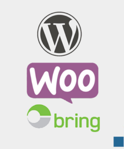 Bring plugin til WooCommerce med integrasjon mot fraktguiden api, MyBring, Booking, Pickup points, labels og sporing