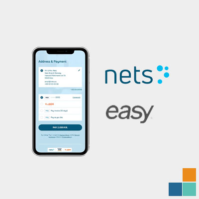 Nets Easy Checkout avtale for WooCommerce