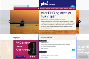 PHD Norge