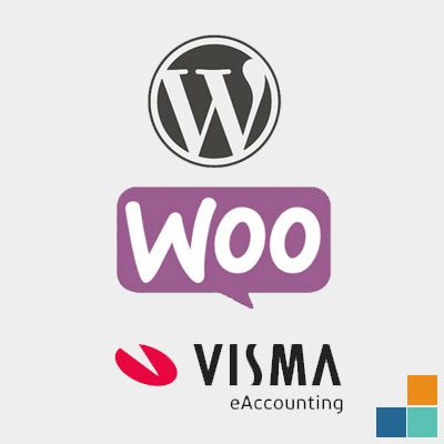 Visma eaccounting Woocommerce integrasjon