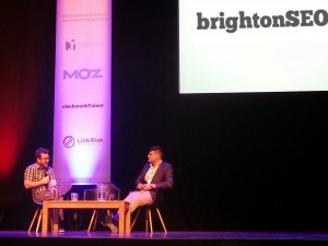 Mark E. Wright intervju av Kelvin Newman, Brightonseo