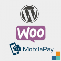 Mobilepay betaling for WooCommerce