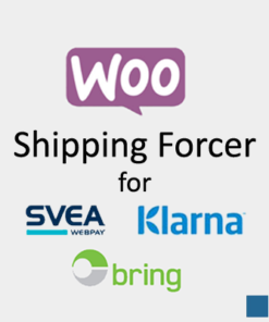 WooCommerce shipping forcer