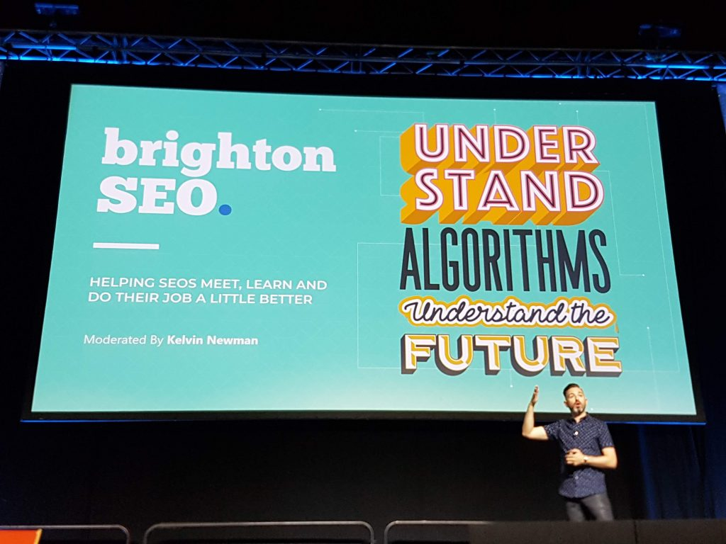 Rand Fishkin keynote, BrightonSEO september 2018